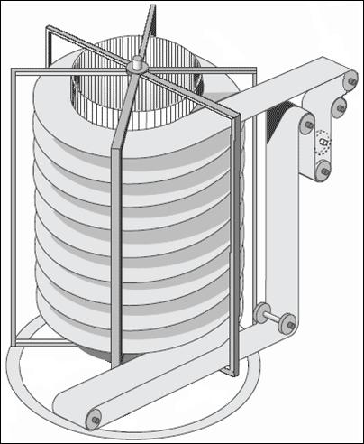 конвейер спиральный